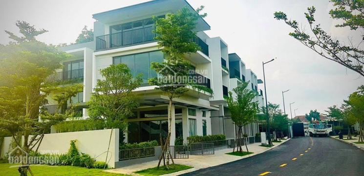 Nhà phố compound chuẩn resort đầu tiên tại Bình Dương, thiết kế 1 trệt 2 lầu sân thượng chỉ 4,9 tỷ ảnh 0