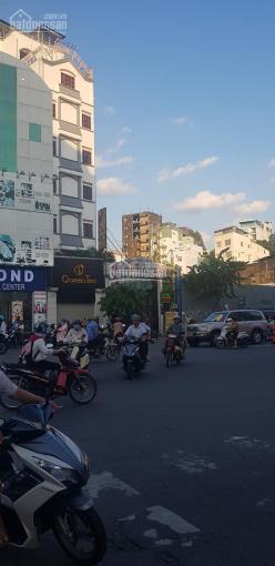 Bán nhà 6 tầng MT Lê Lai, P. Bến Thành, Q1, DT: 3.8x15m, 6 tầng. Giá chỉ hơn 33 tỷ ảnh 0