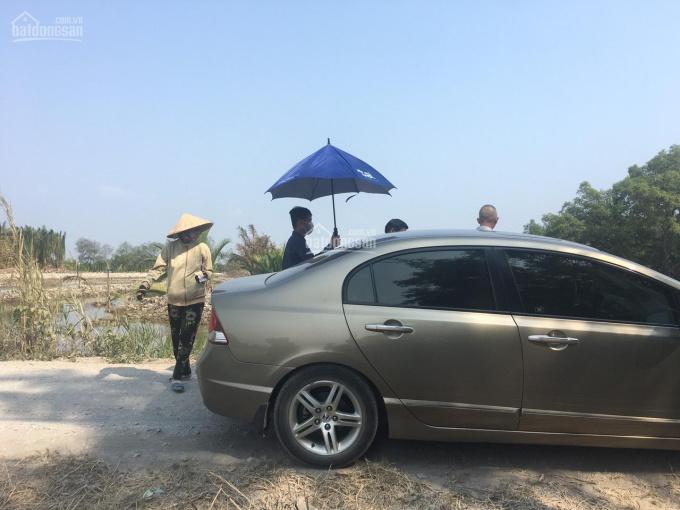 Bán 13.000m2 đường lớn Trương Văn Bang, view sông, thị trấn Cần Giuộc - Giá 2tr/1m2 ảnh 0