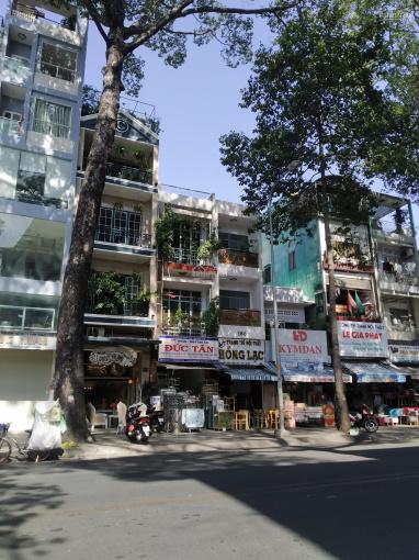 Chính chủ cần bán nhà mặt tiền Tạ Uyên, Q5, 3.6x22.5m, 3 lầu, khu thiết bị máy móc giá 33.5 tỷ ảnh 0