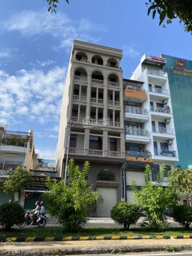 Cho thuê tòa nhà MT 55 Lê Thúc Hoạch, DT 8x20m, 1 lửng, 5 lầu. Giá 190tr/tháng, cọc 3 tháng ảnh 0