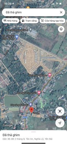 Chính chủ cần bán nhà đất mặt đường thị xã Nghĩa Lộ, Yên Bái, đã có nhà xưởng ảnh 0