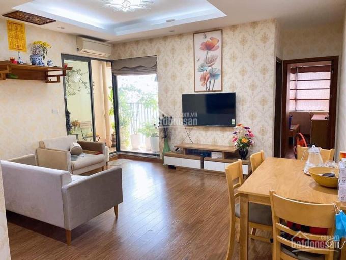 Tôi chính chủ bán căn 72.9m2, 2PN tại CC The Pride, La Khê, đầy đủ nội thất, thiết kế thoáng, SĐCC