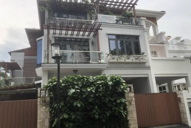 Bán biệt thự Cư Xá Nguyễn Trung Trực đường 3/2 Quận 10. DT: 6.1x18m, 1 trệt 1 lầu, giá 16.5 tỷ ảnh 0