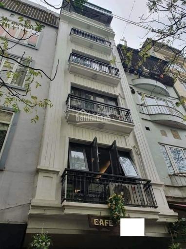 Bán nhà 6 tầng, KD cafe, phố Huỳnh Thúc Kháng, 42m2, MT 4.2m, vỉa hè, oto tránh, giá 13.6 tỷ ảnh 0