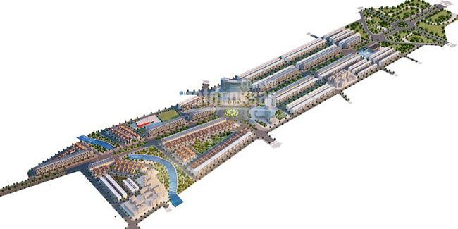 Bán đất khu đô thị Kỳ Đồng đã có sổ đỏ, 90m2 lõi cây xanh. LH 0988060444 ảnh 0