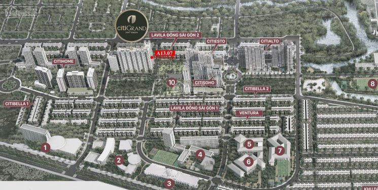 Quận 2, bán căn 2PN tầng cao 56m2, trả từ từ vào Quận 1 15 phút. 2023 nhận nhà Đức Duy 0931868813 ảnh 0