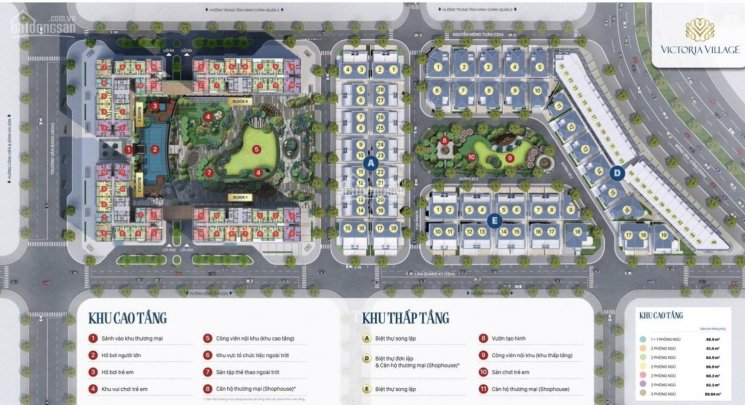 Chỉ 600triệu, sở hữu ngay CH Victoria Village view sông Sài Gòn - 4 mặt tiền - ngay trung tâm Q. 2