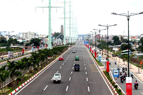 Bán mặt tiền Phạm Văn Đồng LG 120m, diện tích 500m2 ngang 11m, giá chỉ 75 tỷ. Công nhận thổ cư 100% ảnh 0