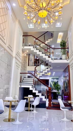 Bán nhà phố xây mới 100% tặng nội thất cao cấp sổ hồng riêng ảnh 0