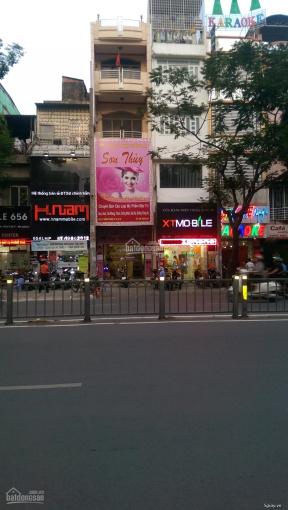 Bán nhà mặt tiền Trần Hưng Đạo, P7, Q5, DT 4x30m, đang cho thuê 25tr/tháng ảnh 0