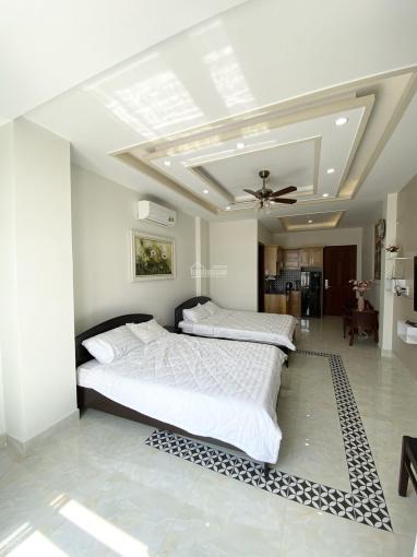 Nhà khu Phan Xích Long mới xây thiết kế hiện đại cao cấp (13 Căn hộ mini + Penthouse + Thang máy) ảnh 0