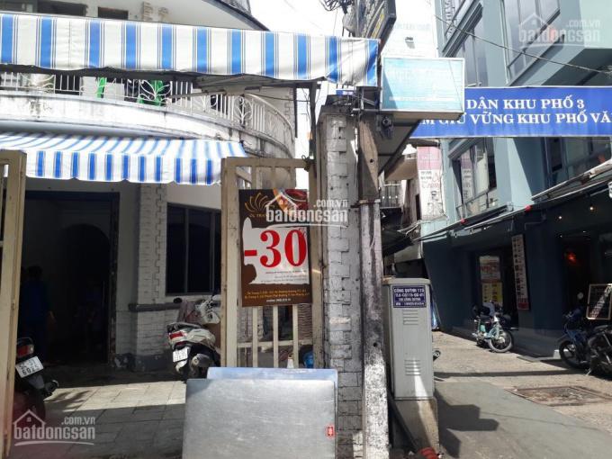 Cho thuê nhà nguyên căn hẻm 102 Cống Quỳnh, Phạm Ngũ Lão, Quận 1. DT 4x15m 3 lầu giá 30 triệu ảnh 0