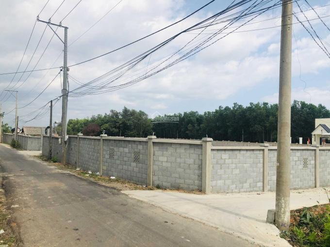 Bán lô góc 2 mặt tiền Nguyễn Hữu Cảnh, trung tâm huyện, đất sạch 100%, bao quy Hoạch ảnh 0