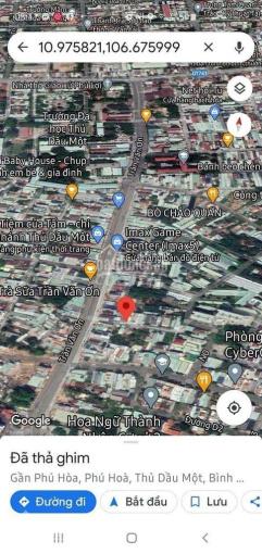 Bán nhà 7.3*24m nở hậu sẹc Trần Văn Ơn Phú Hòa 7,5tỷ - 194m2 đường Trần Văn Ơn, Phường Phú Hòa ảnh 0