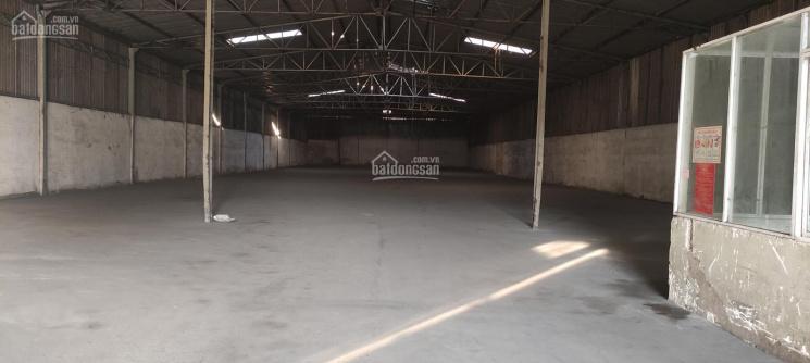 Kho xưởng mới xây dựng 3200m2, cho thuê giá 150 tr/tháng ảnh 0