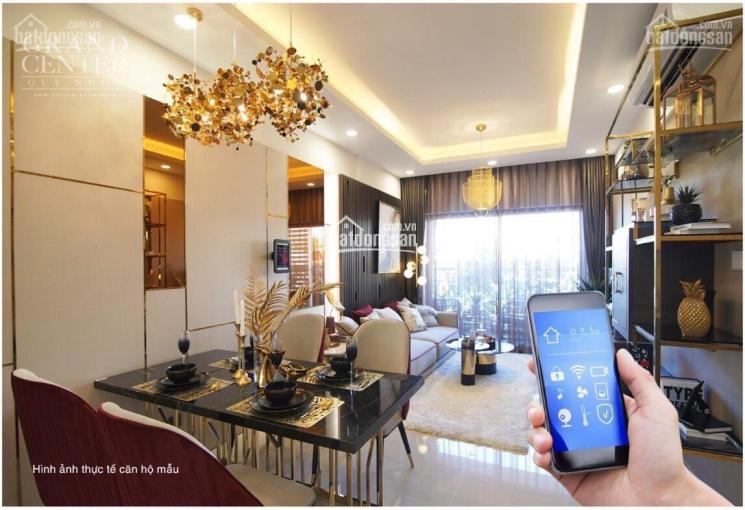 Chỉ từ 300tr sở hữu ngay căn hộ Grand Center, biểu tượng TP Quy Nhơn, Chiết khấu từ 3 - 12% ảnh 0