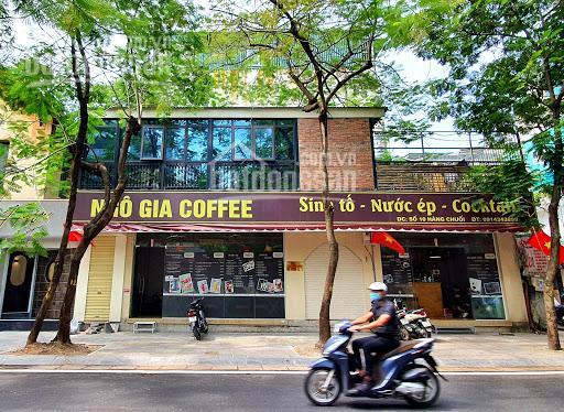 Bán nhà 215m2 mặt phố Hàng Chuối, Hai Bà Trưng, gần ngã tư Phạm Đình Hổ, mặt tiền 12m, giá 79 tỷ ảnh 0