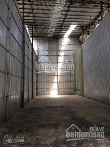 Kho xưởng 160m2 - xe container và xe hàng vào tới kho. Cần cho thuê giá 16 triệu/tháng ảnh 0