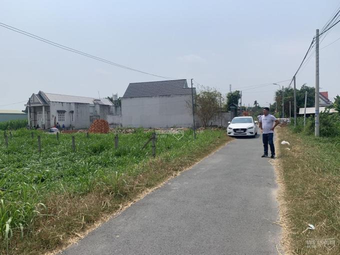 Bán đất đầu tư sinh lợi: Hai nền liền nằm liền một sổ, xã Tân Thạnh Đông, Huyện Củ Chi, TPHCM ảnh 0