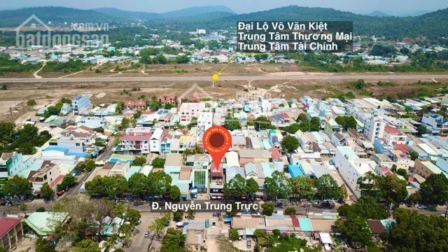 Bán mảnh đất mặt đường Nguyễn Trung Trực, TP Phú Quốc ảnh 0