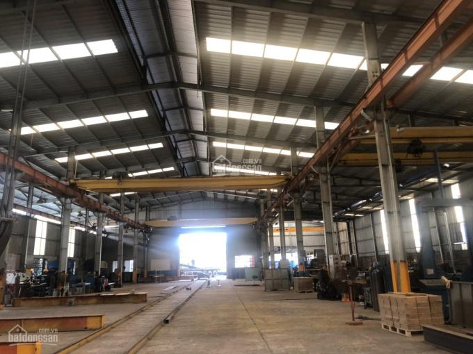 Bán xưởng 3525m2 gần vòng xoay An Phú, Thuận An, Bình Dương ảnh 0