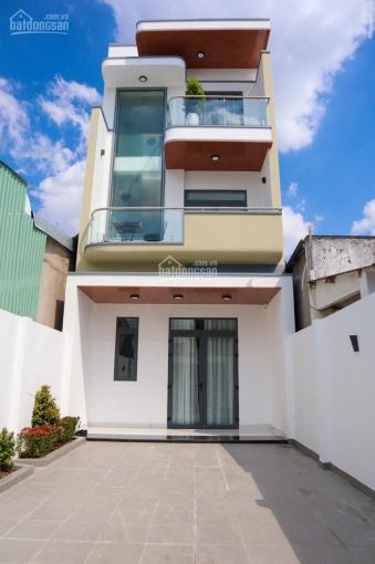 Cần bán căn nhà trệt 2 lầu gần chợ, trường học Phú Mỹ 500m, DT 5x22 TC 98m2 giá 5.2 tỷ ảnh 0