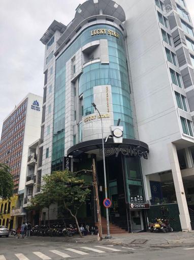 Bán nhà mặt tiền đường Thành Thái, Q. 10, HĐ thuê 30 triệu/th, giá 11.7 tỷ TL ảnh 0