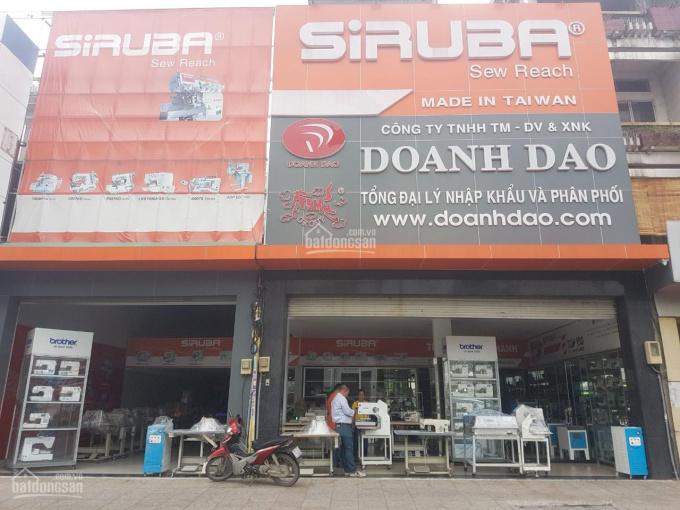 Cho thuê nhà MT đường Lý Thường Kiệt gần chợ Tân Bình, mặt tiền ngang 12m x 24m, 2 lầu, KD tự do ảnh 0