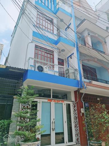 Bán nhà HXH Trần Văn Hoàng, Phường 9, Tân Bình, 52m2 - 3 tầng - 6 tỷ 2. LH 0903688437 ảnh 0