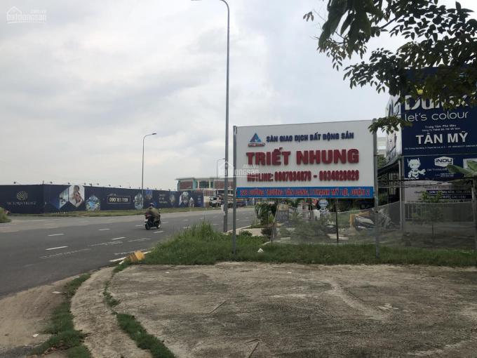 Cho thuê đất mặt tiền Trương Văn Bang gần UBND TP Thủ Đức, HĐ 5 năm, thuận lợi kinh doanh mọi ngành ảnh 0