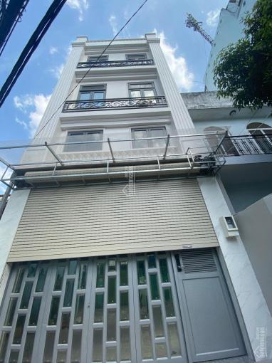 Toà căn hộ dịch vụ 2 mặt tiền. Sau nhà mặt tiền Phan Chu Trinh 5 x 22m thu nhập hơn 100tr/tháng ảnh 0