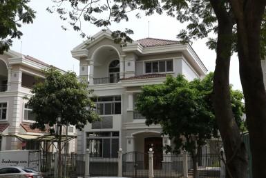 Cần bán biệt thự phố vườn Mỹ Phú, PMH, DT 7x20m - 17x16m. Nhà đẹp, nội thất cao cấp. LH: 0918998139 ảnh 0