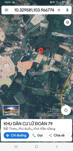 Bán đất ấp xóm mới xã Bãi Thơm, Phú Quốc ảnh 0