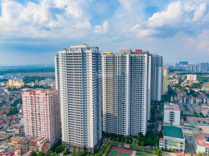 Chính chủ cho thuê mặt bằng tòa Diamond City 550m2 tầng 1 dự án Goldmark City 0902192947 ảnh 0