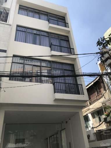 Cho thuê nhà mặt tiền đường Lý Thường Kiệt, P8 Q. Tân Bình. DT: 11 x 25m trệt 2 lầu, 130tr/th ảnh 0