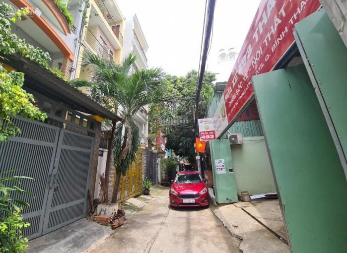 Bán đất hẻm xe hơi một trục thẳng - gần mặt tiền Nơ Trang Long - DT 73m2 - giá 7 tỷ/lô ảnh 0