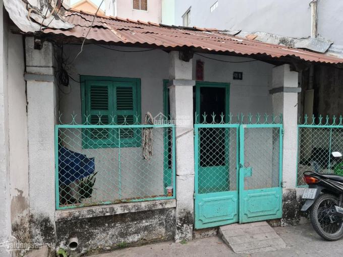Bán nền đẹp hẻm 48 đường Nguyễn Trãi, diện tích 73.3m2, ngang gần 5m nở hậu 8m. Full thổ cư ảnh 0