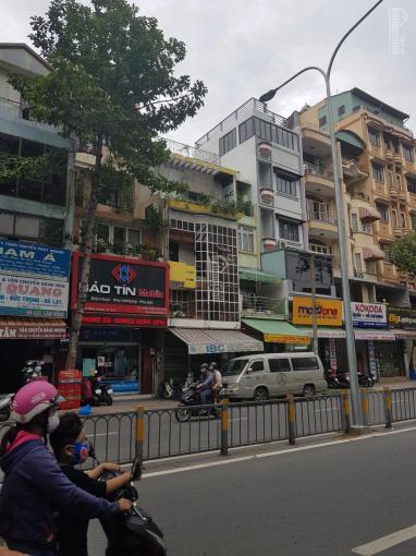 Kẹt tiền bán mặt tiền Nguyễn Trãi, P. 2, Quận 5. DTXD: 4.5x10m hơn 2 lầu, giá chỉ 23 tỷ ảnh 0