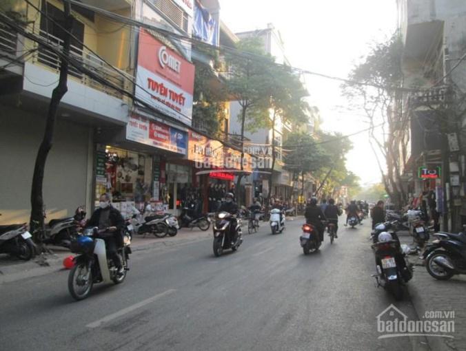 Bán đất mặt phố Lê Hồng Phong, Chợ Hà Đông kinh doanh 55m2 chỉ 10.4 tỷ ảnh 0