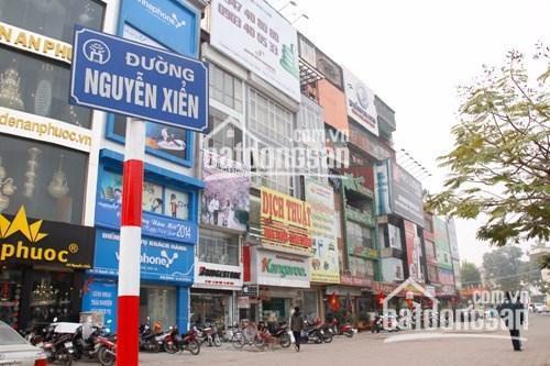 Bán nhà Nguyễn Xiển, ô tô tránh kinh doanh 145m2, MT 8,5m, 23 tỷ ảnh 0