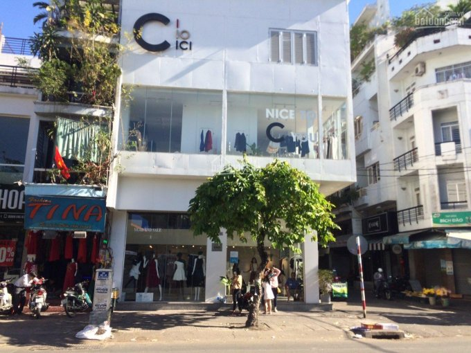 Chia tài sản cần bán gấp nhà góc 2 mặt tiền An Dương Vương, P4, Quận 5, DT 6.1x21m, vuông đẹp ảnh 0