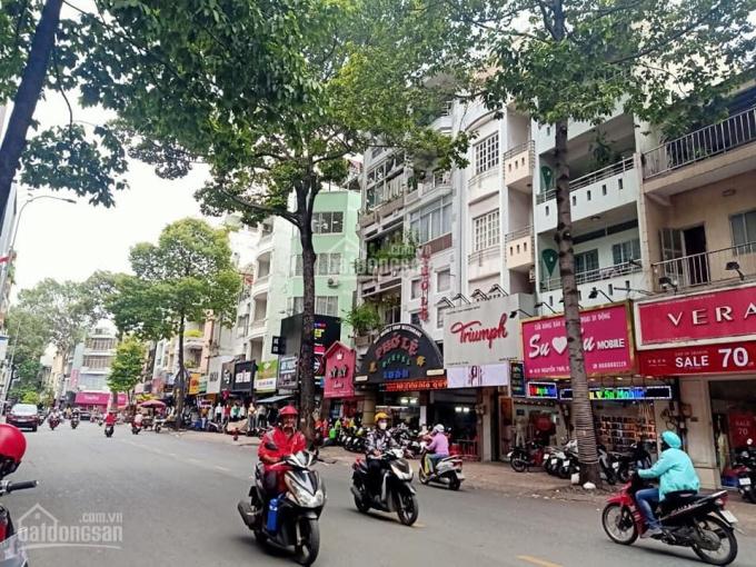 Bán nhà mặt tiền Nguyễn Trãi góc Trần Bình Trọng, P3, Q5. 4.5x20m, 45 tỷ ảnh 0