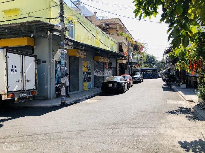 Nhà góc 2 mặt tiền Lê Niệm nối dài, phường Phú Thạnh: (12x17m vuông vức) đủ lộ giới, giá 19 tỷ ảnh 0