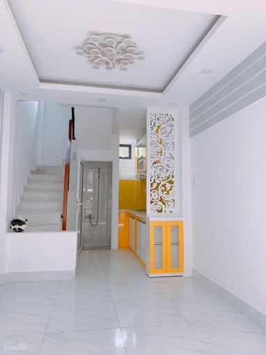 Bán nhà mới đường Lê Trực, P7, Bình Thạnh, 1T 2L, 21m2, LH 0937114266 ảnh 0
