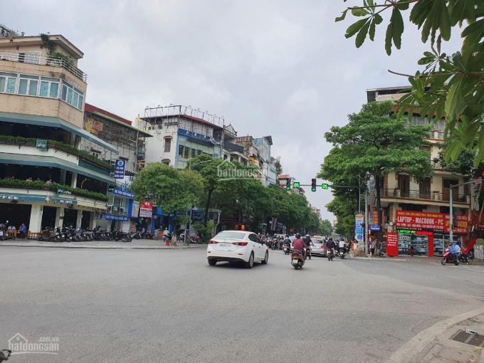 Chính chủ bán nhà phố Lê Thanh Nghị, Bách Khoa, Hai Bà Trưng 90m2x5 tầng, 2 mặt thoáng, giá 25.5 tỷ ảnh 0