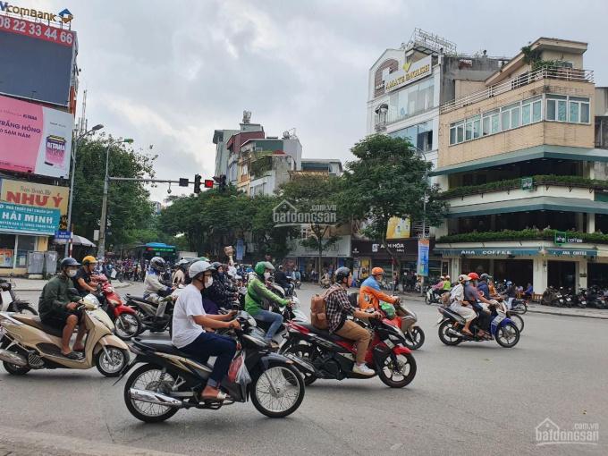 Bán nhà tầng 1 mặt phố Lê Thanh Nghị, Bách Khoa, HBT diện tích 85m2, kinh doanh sầm uất, giá 6 tỷ ảnh 0