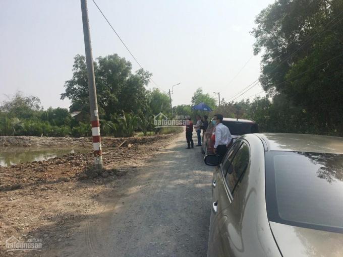 Đất lúa mặt tiền đường Trương Văn Bang nối dài, 2,3tr/m2, đất thị trấn. LH 0938 833 252 ảnh 0