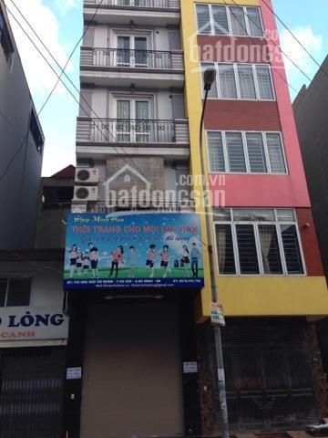 Cho thuê nhà trong ngõ 245 đường Chiến thắng nhà 6 tầng 1 tum mới, có thang máy ảnh 0
