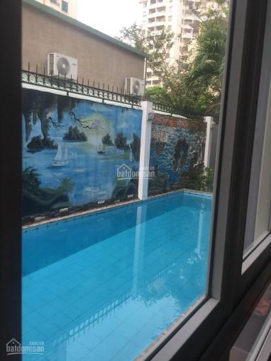 Cho thuê villa 300m2, hầm, trệt, 2 lầu, áp mái, 5PN, hồ bơi, P. An Phú, Q. 2 (TP. Thủ Đức) ảnh 0